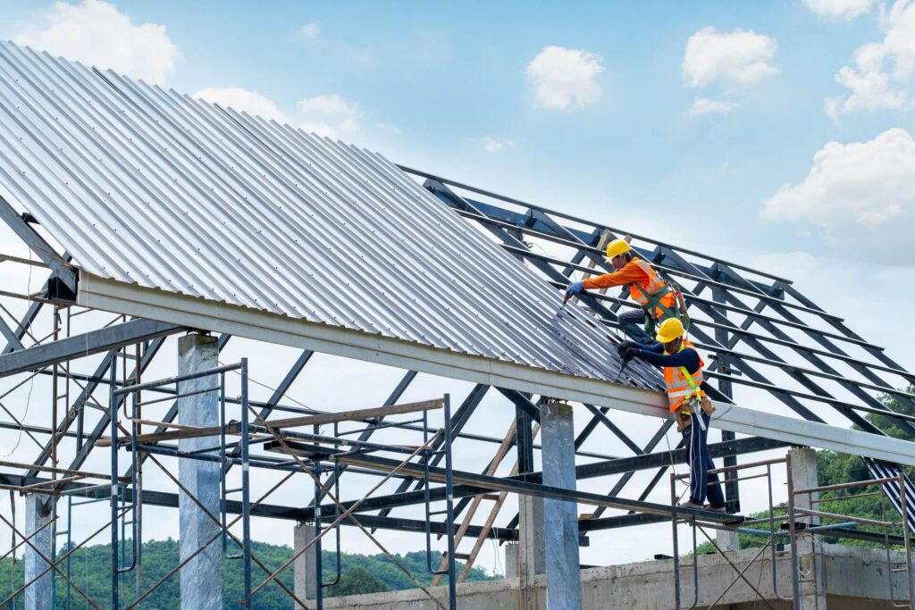 Commercial Metal Roofing-Mid-Florida Metal Roof Contractors of Pembroke Pines