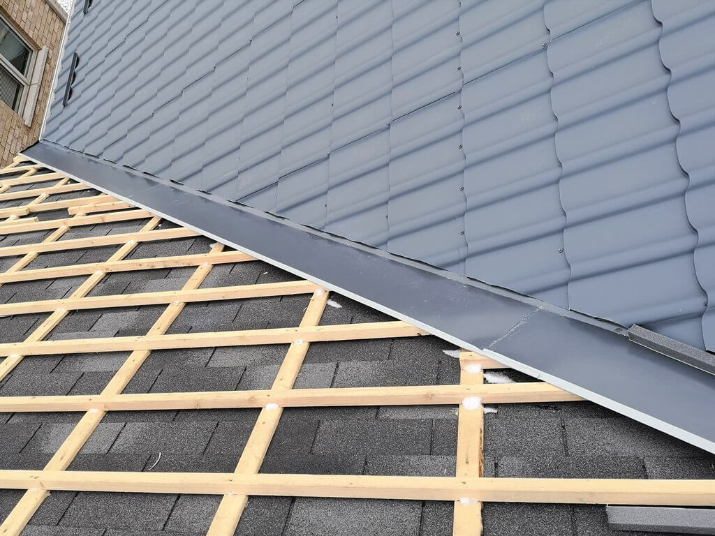 New Construction Metal Roofing-Mid-Florida Metal Roof Contractors of Pembroke Pines